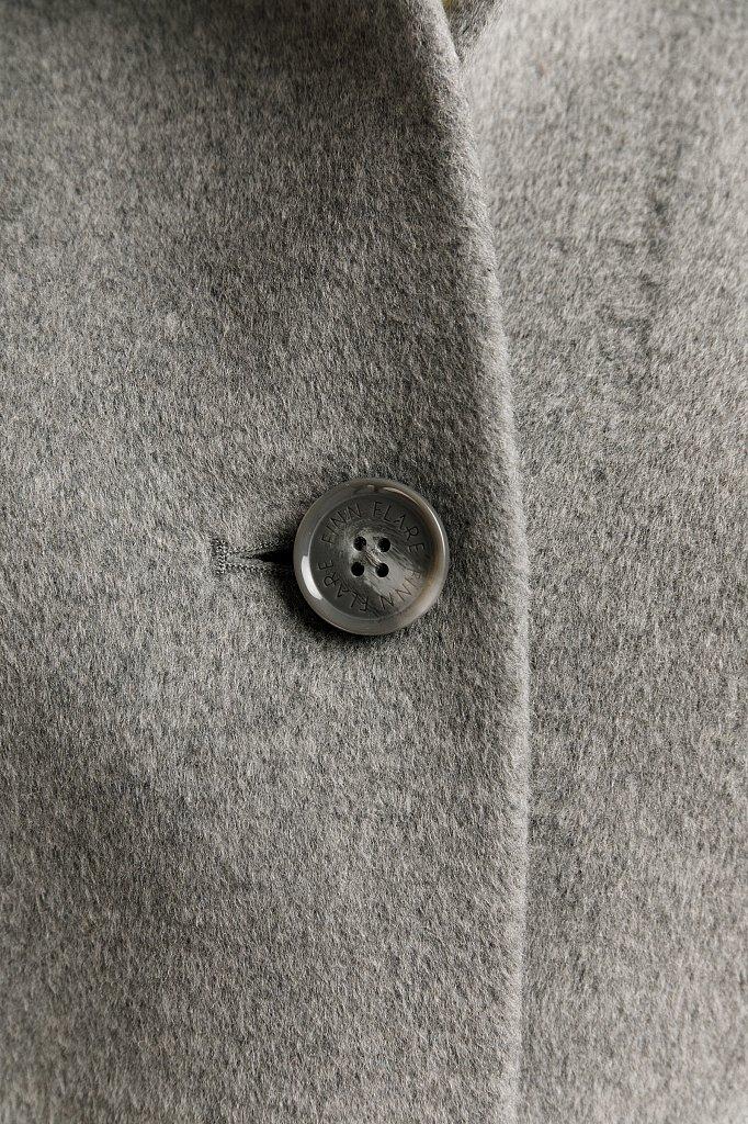 Пальто женское, Модель B20-11018, Фото №7