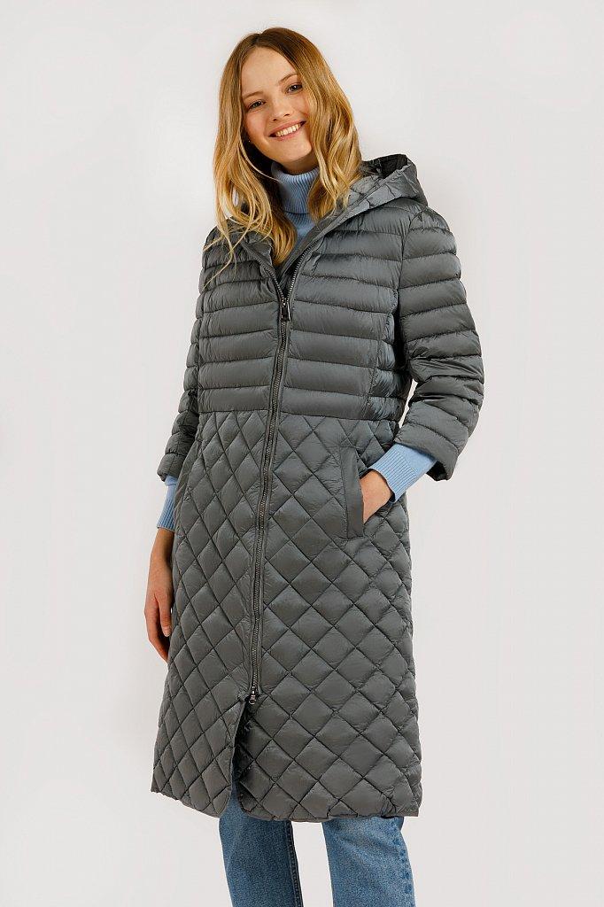 Пальто женское, Модель B20-11081, Фото №1