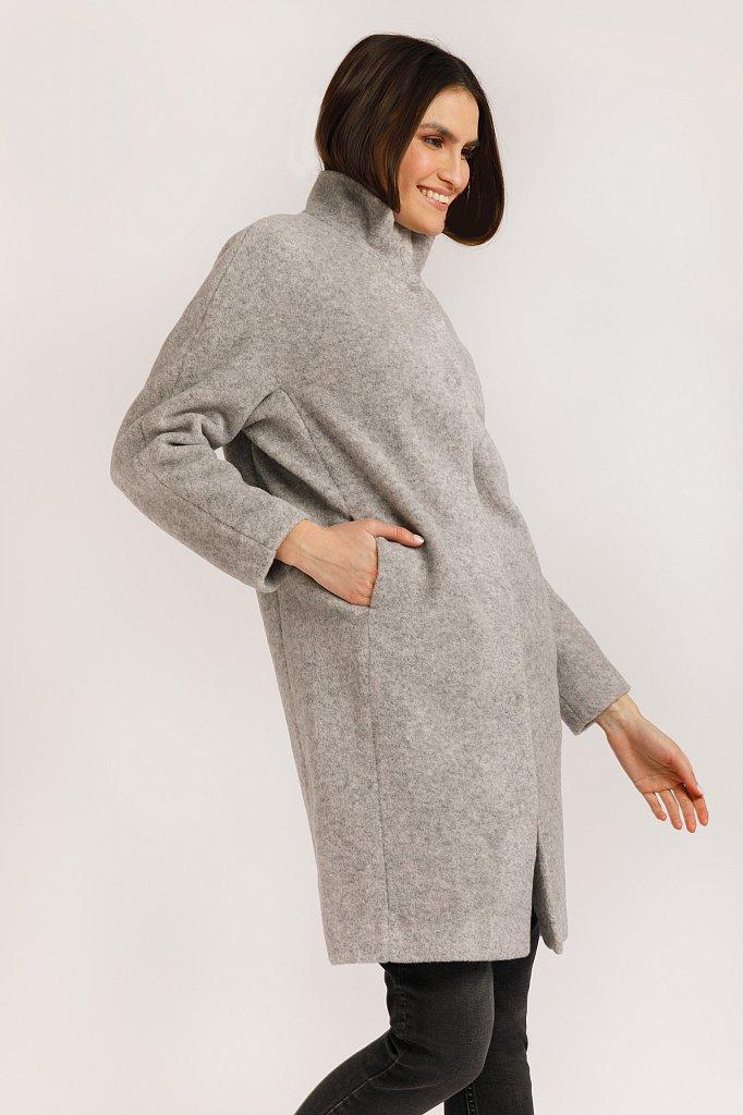Пальто женское, Модель B20-12035, Фото №3