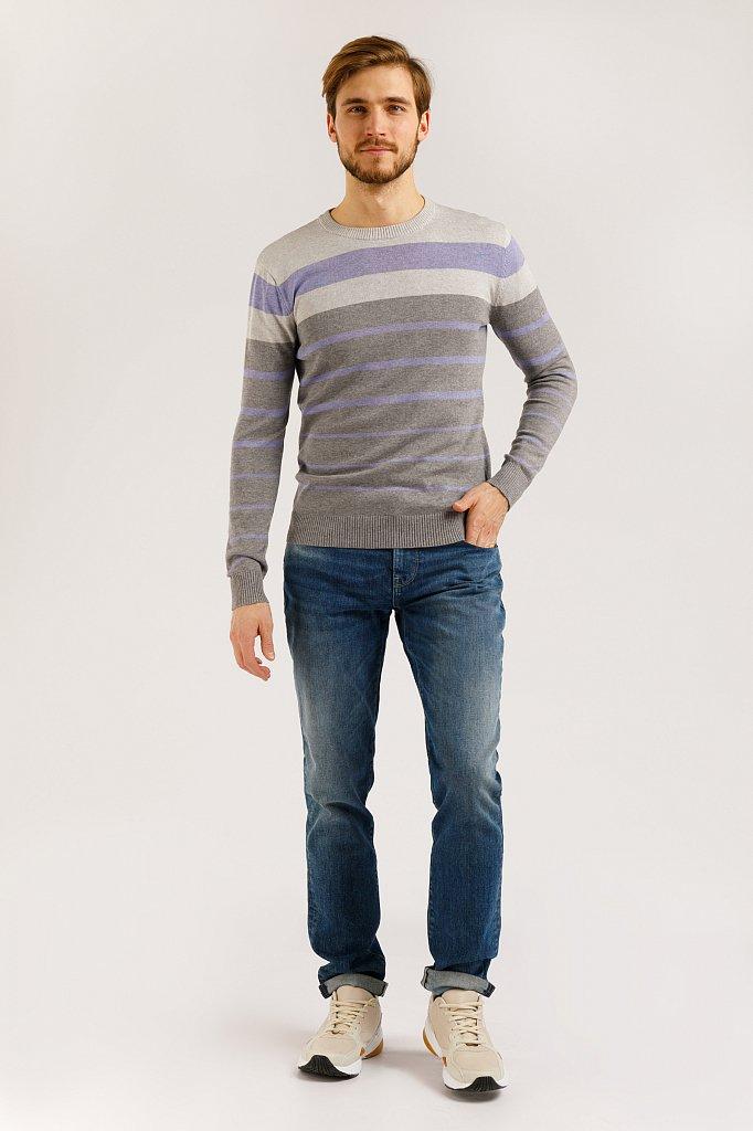 Джемпер мужской, Модель B20-21109, Фото №2