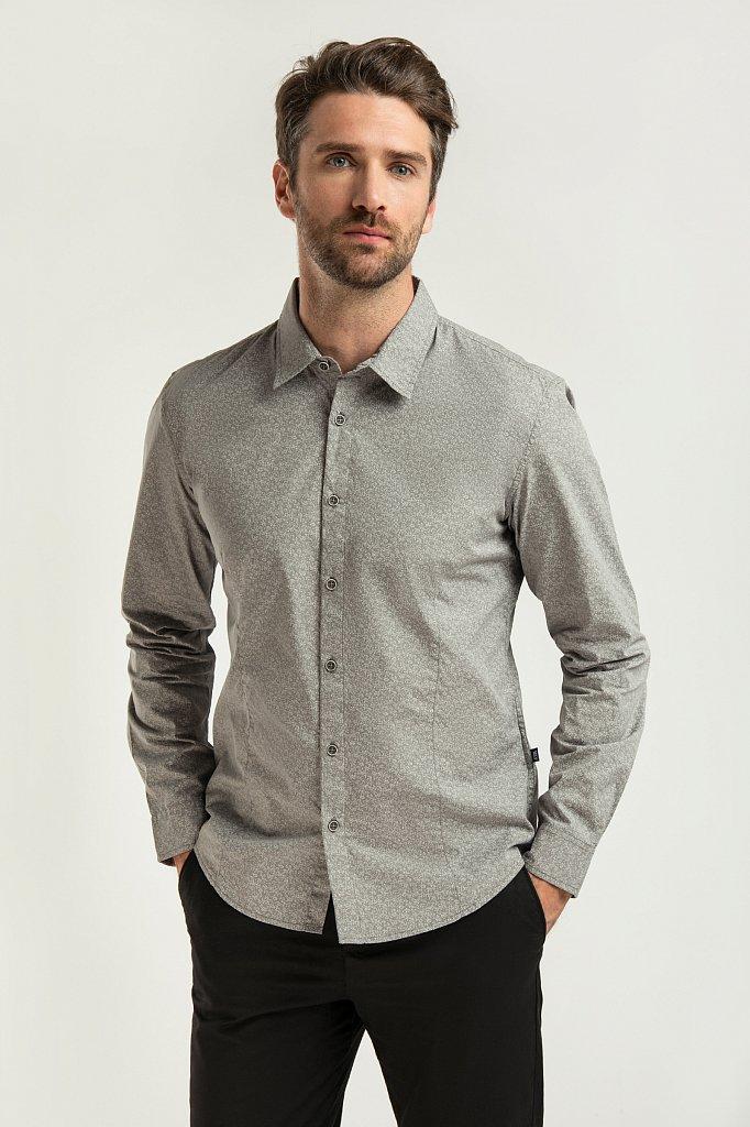 Рубашка мужская, Модель B20-22024, Фото №2