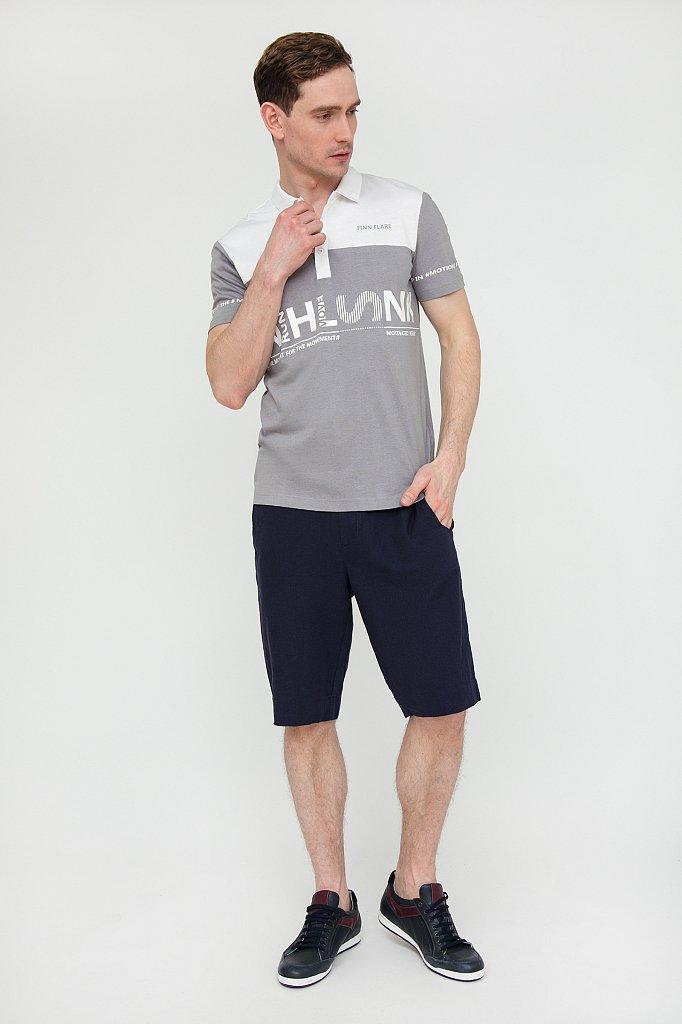 Поло мужское, Модель B20-23024, Фото №2