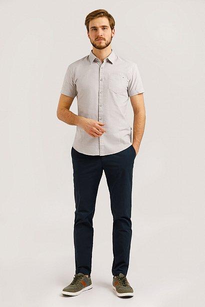 Верхняя сорочка мужская, Модель B20-42028, Фото №2