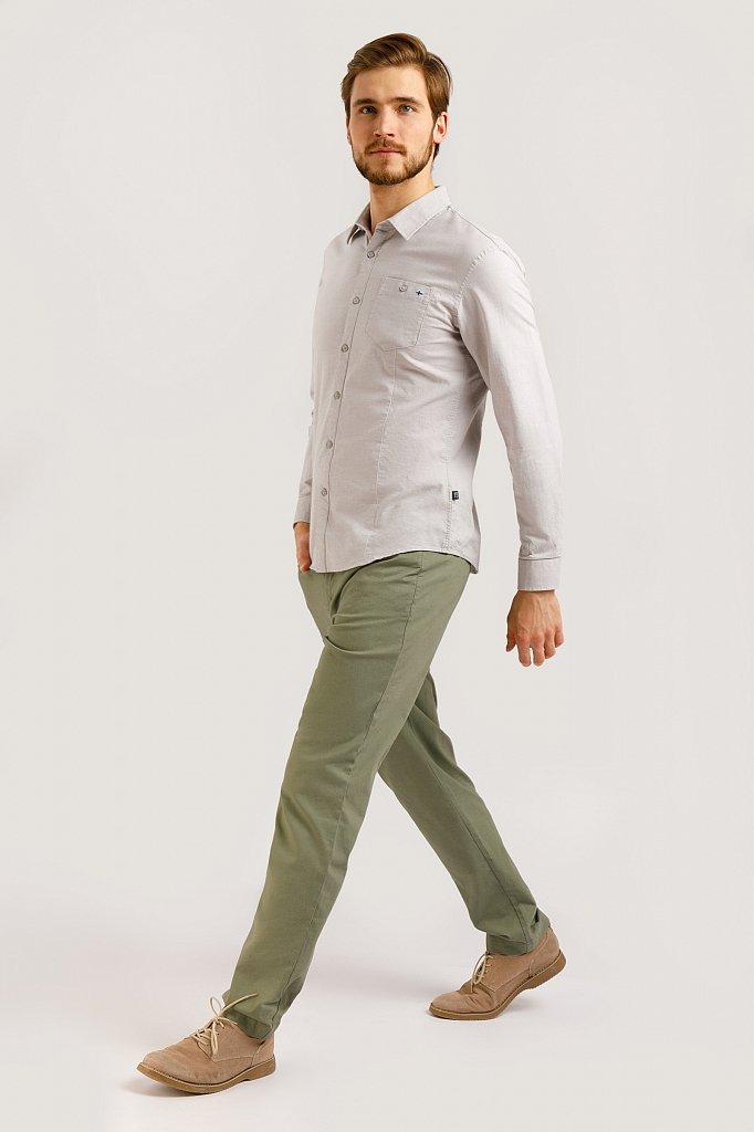 Рубашка мужская, Модель B20-42010, Фото №2