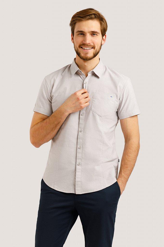 Рубашка мужская, Модель B20-42028, Фото №3