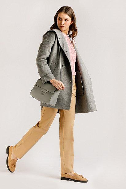 Полупальто женское, Модель B20-32056, Фото №3