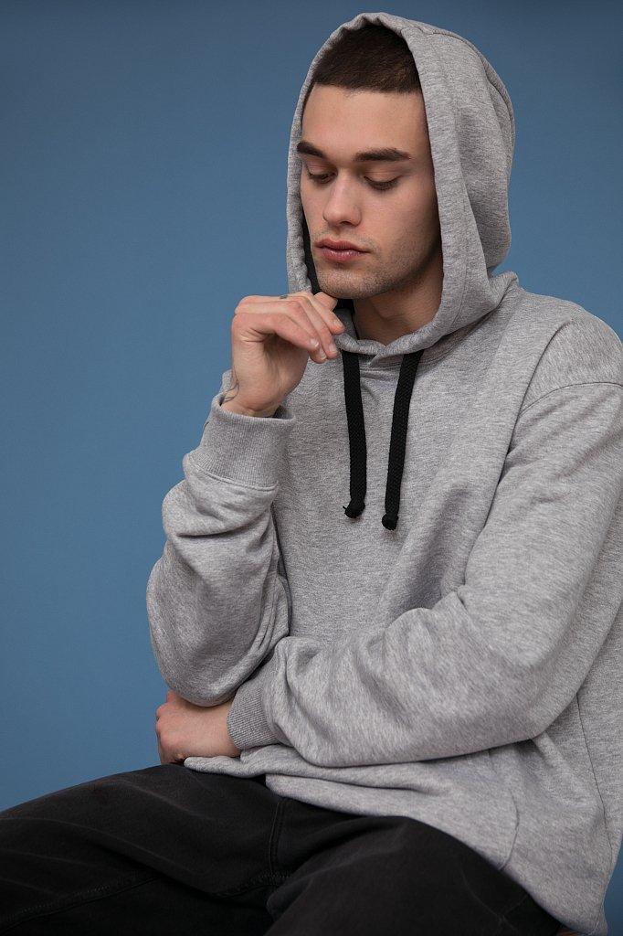 Худи мужское, Модель B20-61000, Фото №3