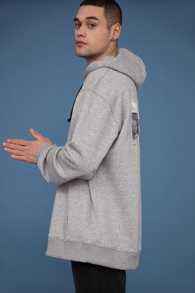 Худи мужское, Модель B20-61000, Фото №4