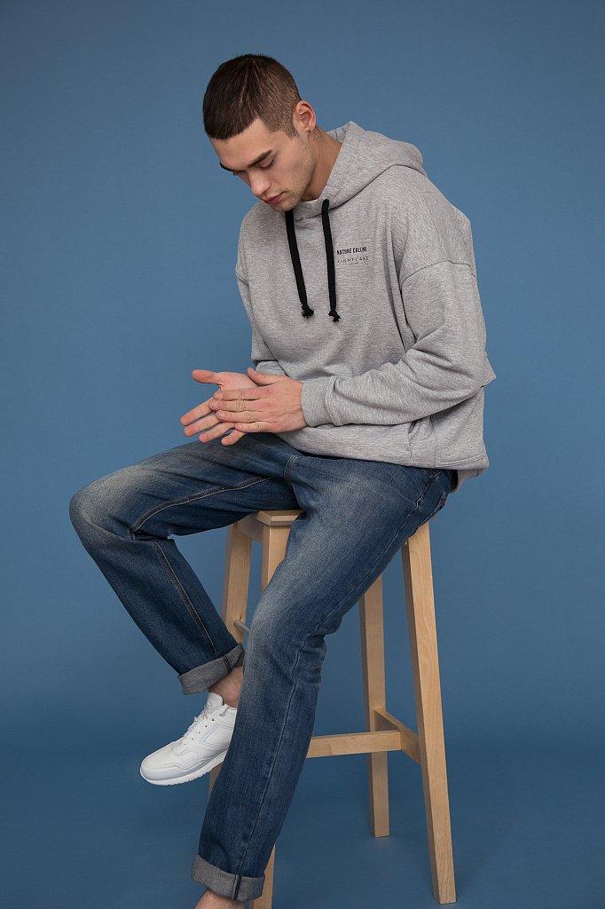 Худи мужское, Модель B20-61003, Фото №2