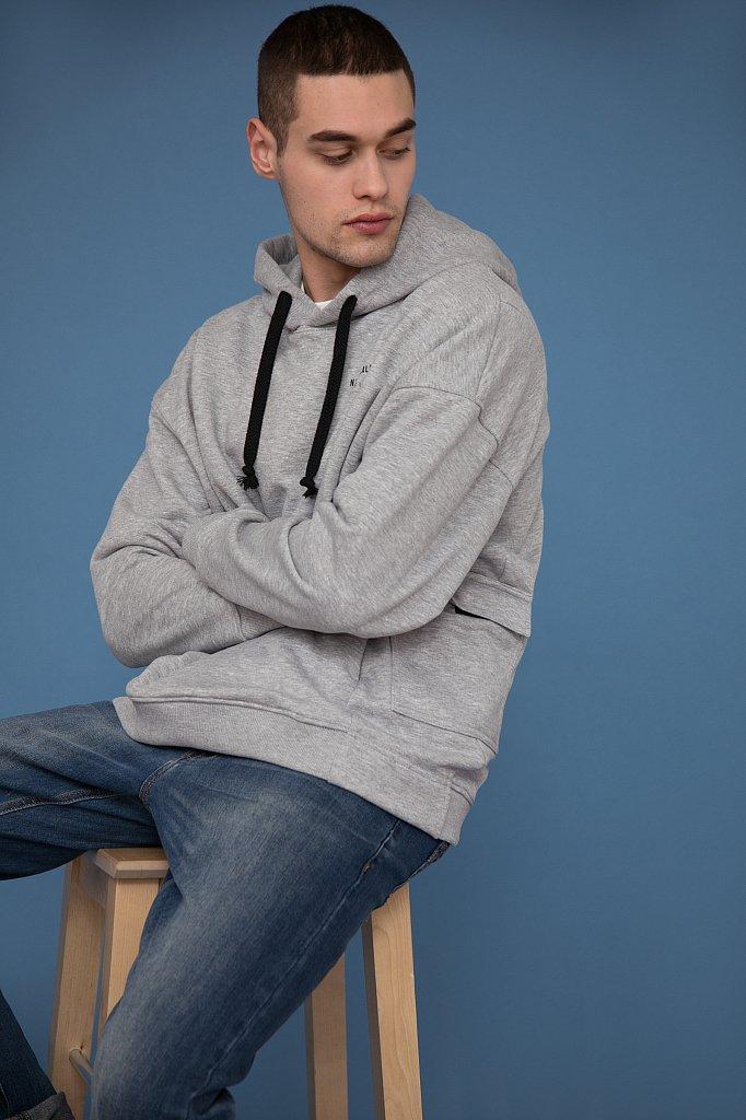 Худи мужское, Модель B20-61003, Фото №3