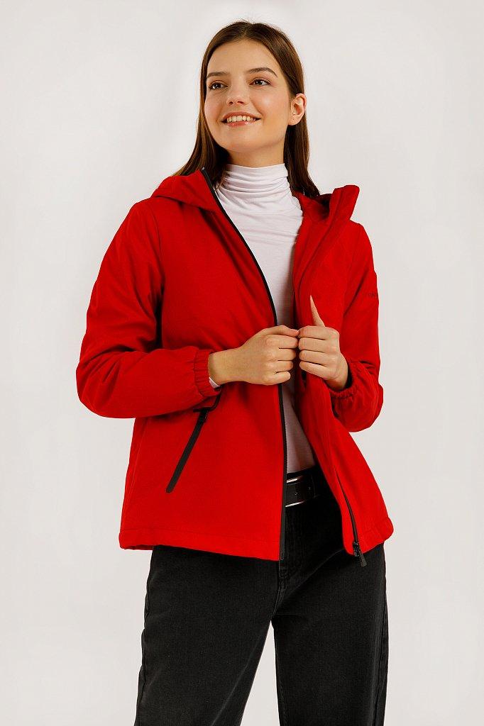 Куртка женская, Модель B20-13025, Фото №1
