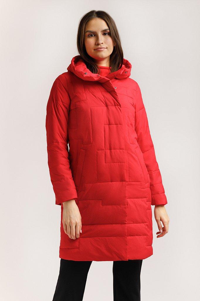 Пальто женское, Модель B20-32051, Фото №1