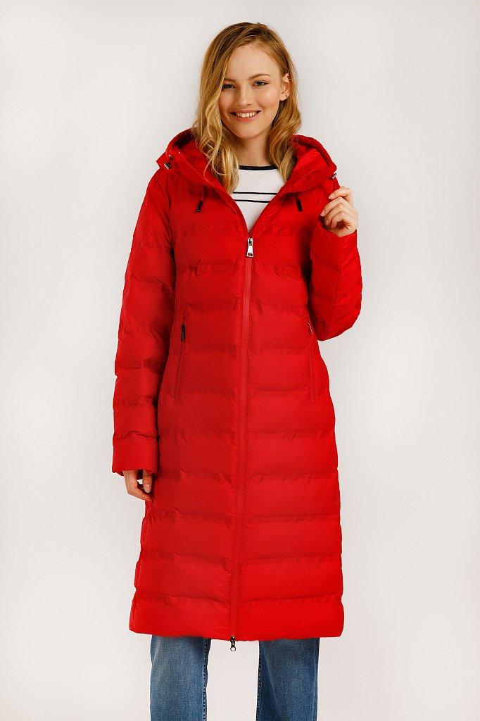 Пальто женское, Модель B20-32065, Фото №1