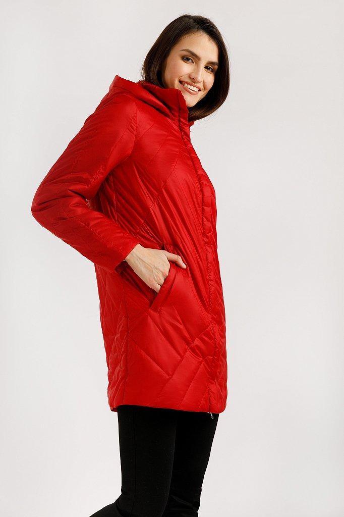 Полупальто женское, Модель B20-12012, Фото №3