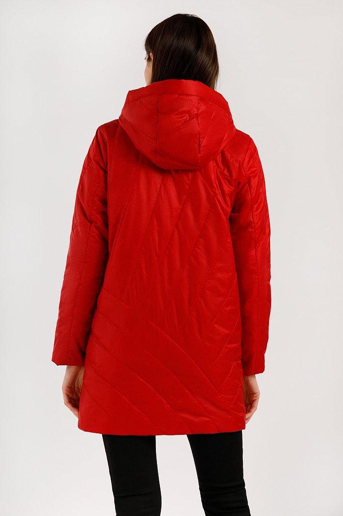 Полупальто женское, Модель B20-12012, Фото №4