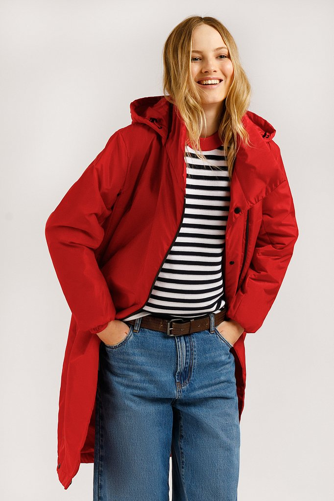 Пальто женское, Модель B20-32004, Фото №1