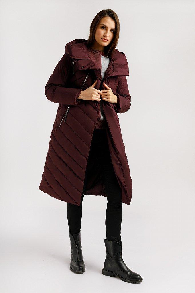 Пальто женское, Модель B20-12011, Фото №2