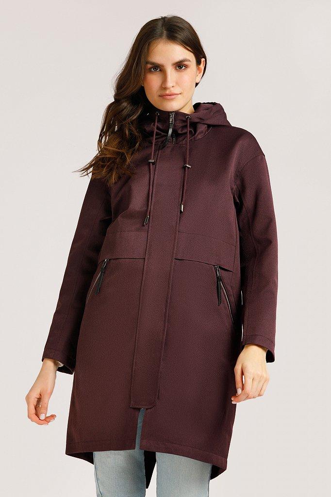 Пальто женское, Модель B20-12081, Фото №1