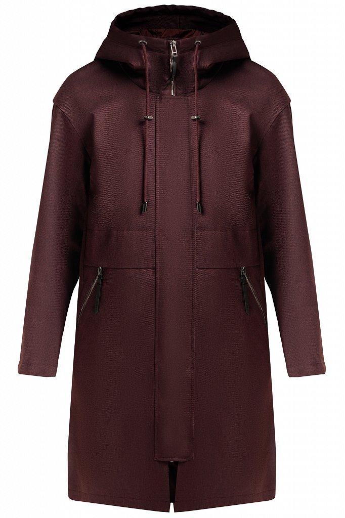 Пальто женское, Модель B20-12081, Фото №6
