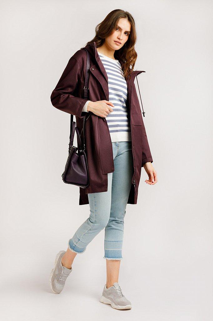 Пальто женское, Модель B20-12081, Фото №2