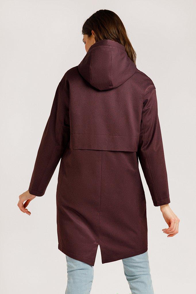 Пальто женское, Модель B20-12081, Фото №4