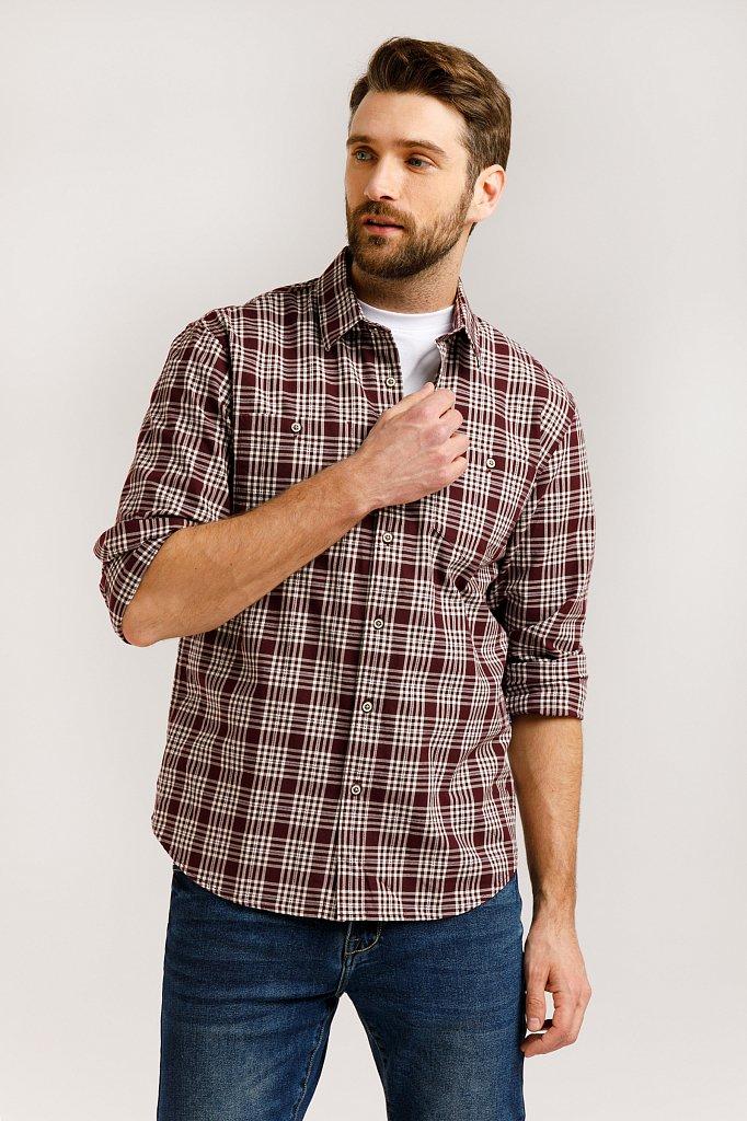 Рубашка мужская, Модель B20-22048, Фото №2