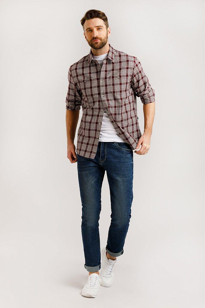 Рубашка мужская, Модель B20-22048, Фото №3