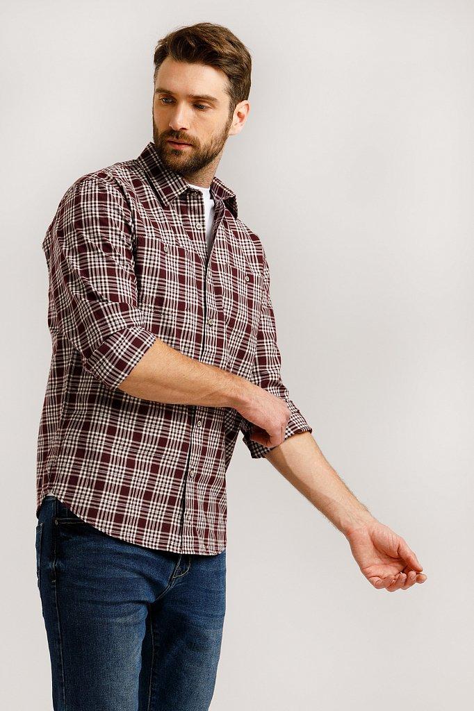 Рубашка мужская, Модель B20-22048, Фото №4
