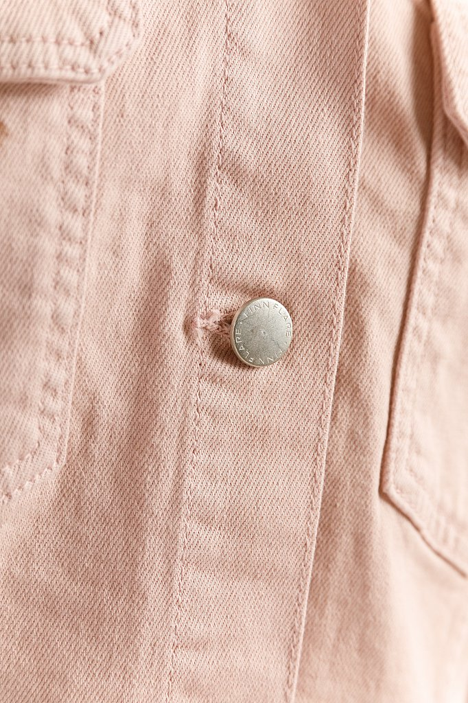 Куртка джинсовая женская, Модель B20-15000, Фото №4
