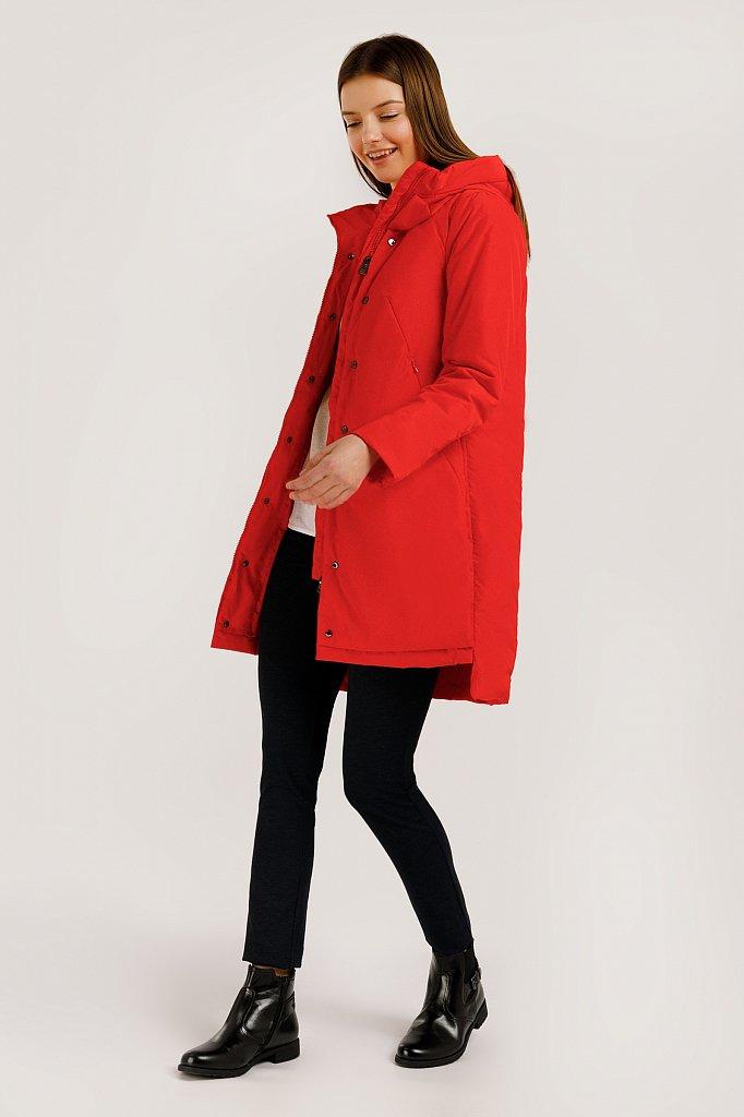 Пальто женское, Модель B20-11088, Фото №2