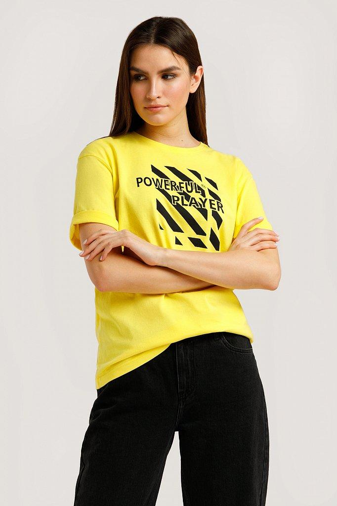 Футболка женская, Модель B20-13015, Фото №1
