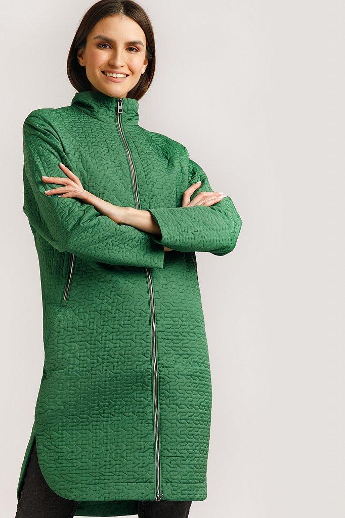Пальто женское, Модель B20-12001, Фото №1