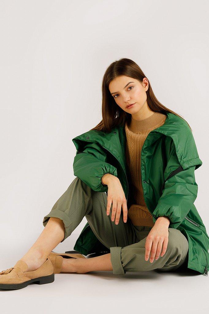 Куртка женская, Модель B20-12025, Фото №1