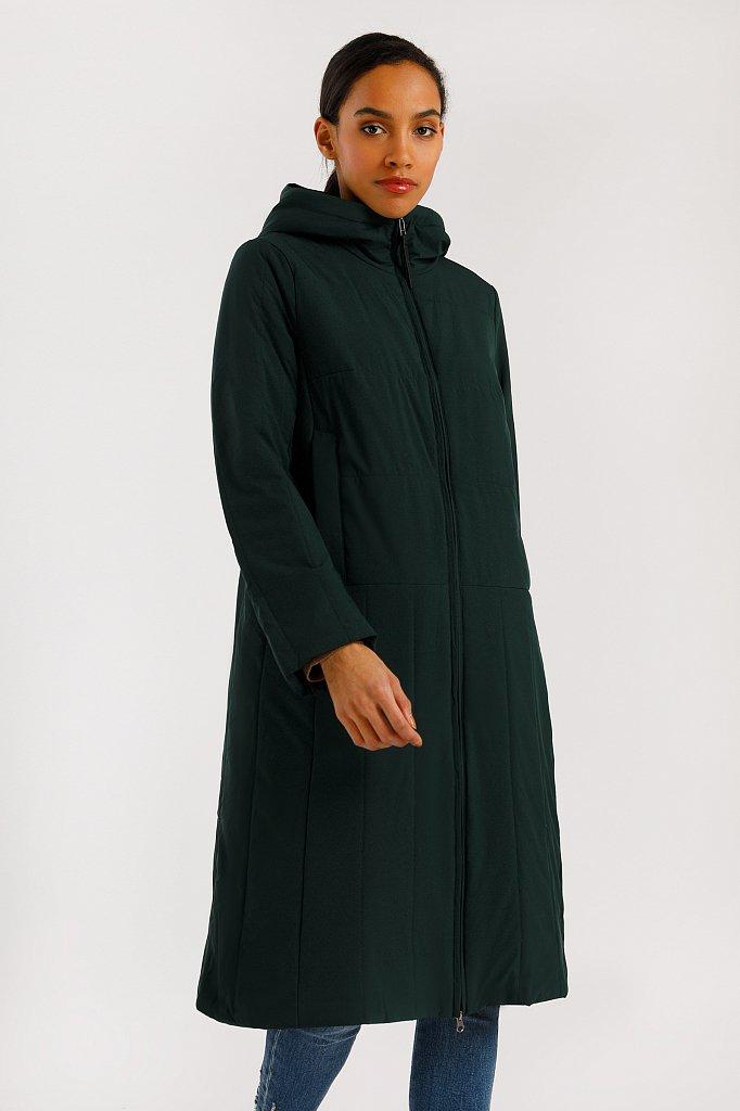 Пальто женское, Модель B20-12019, Фото №1
