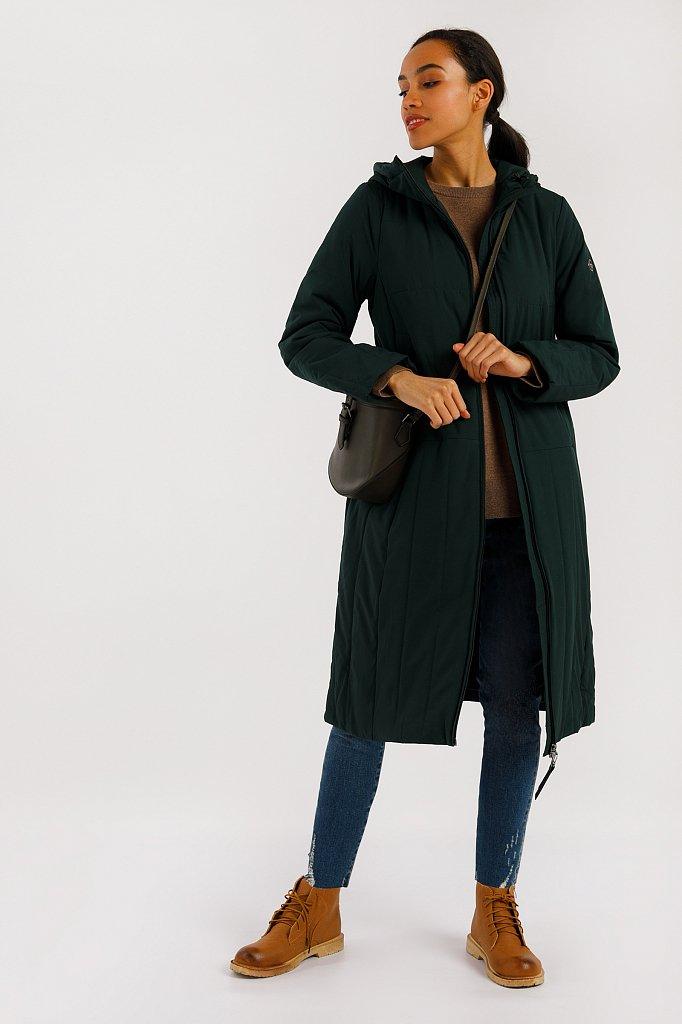 Пальто женское, Модель B20-12019, Фото №2