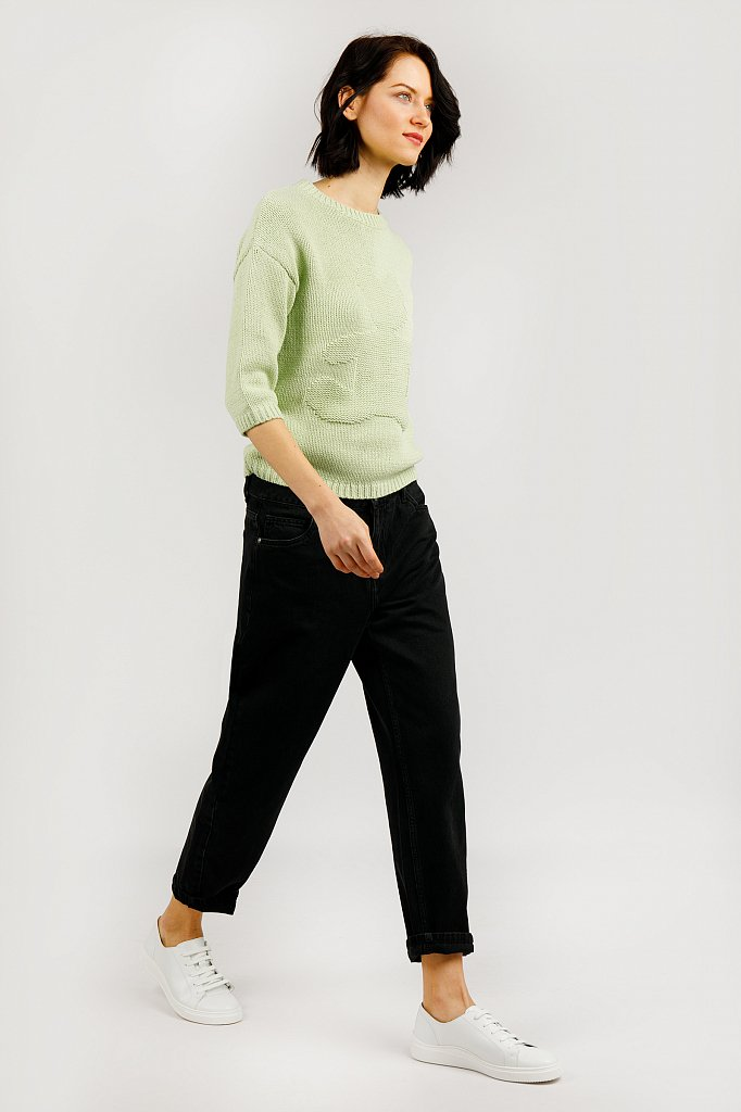 Джемпер женский, Модель B20-32121, Фото №2