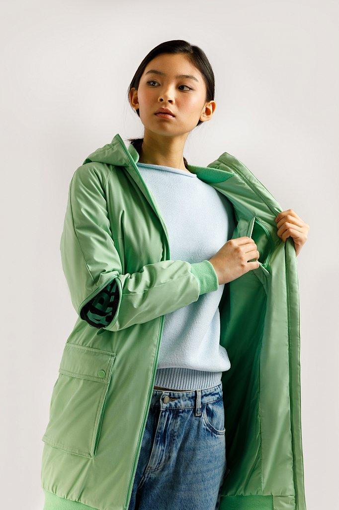 Пальто женское, Модель B20-32007, Фото №4