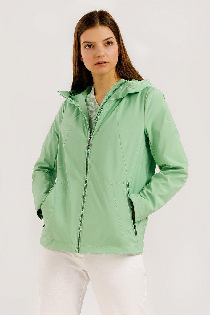 Куртка женская, Модель B20-32015, Фото №1
