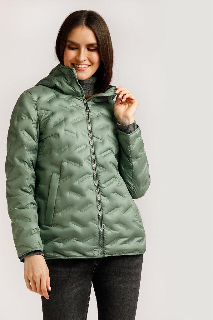 Куртка женская, Модель B20-32054, Фото №1