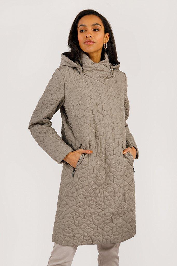 Пальто женское, Модель B20-11091, Фото №1