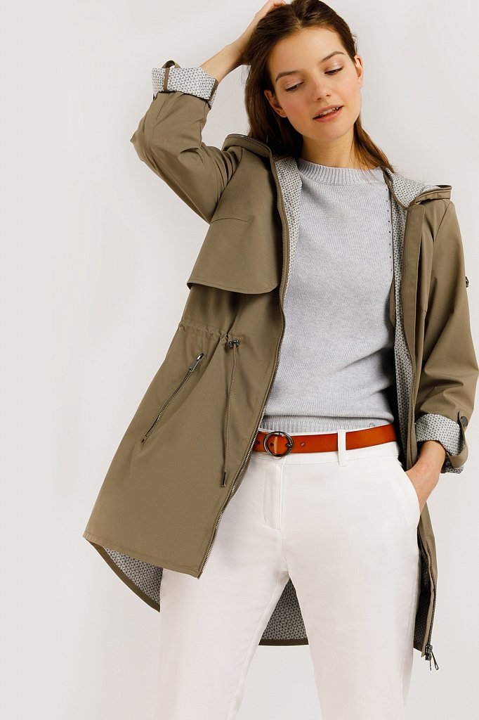 Куртка женская, Модель B20-32062, Фото №1