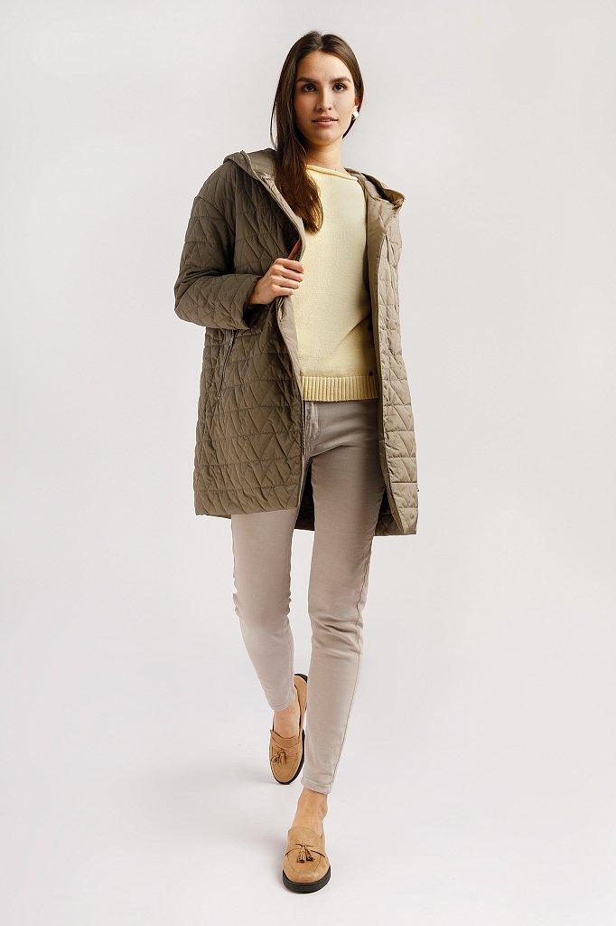Полупальто женское, Модель B20-32063, Фото №2