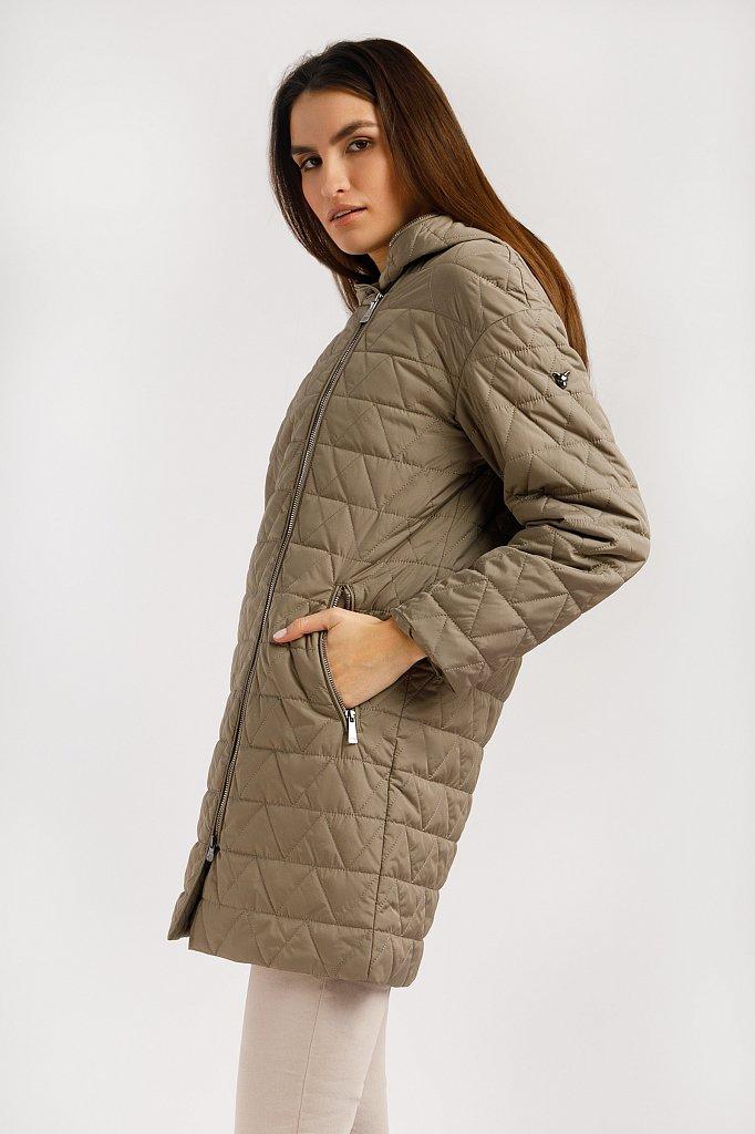 Полупальто женское, Модель B20-32063, Фото №3