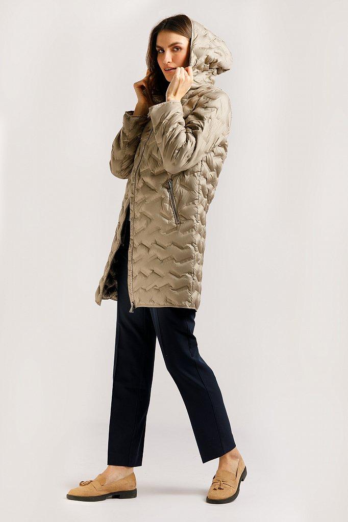 Полупальто женское, Модель B20-32064, Фото №2