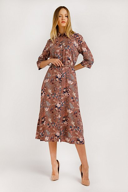 Платье женское, Модель B20-12045, Фото №2