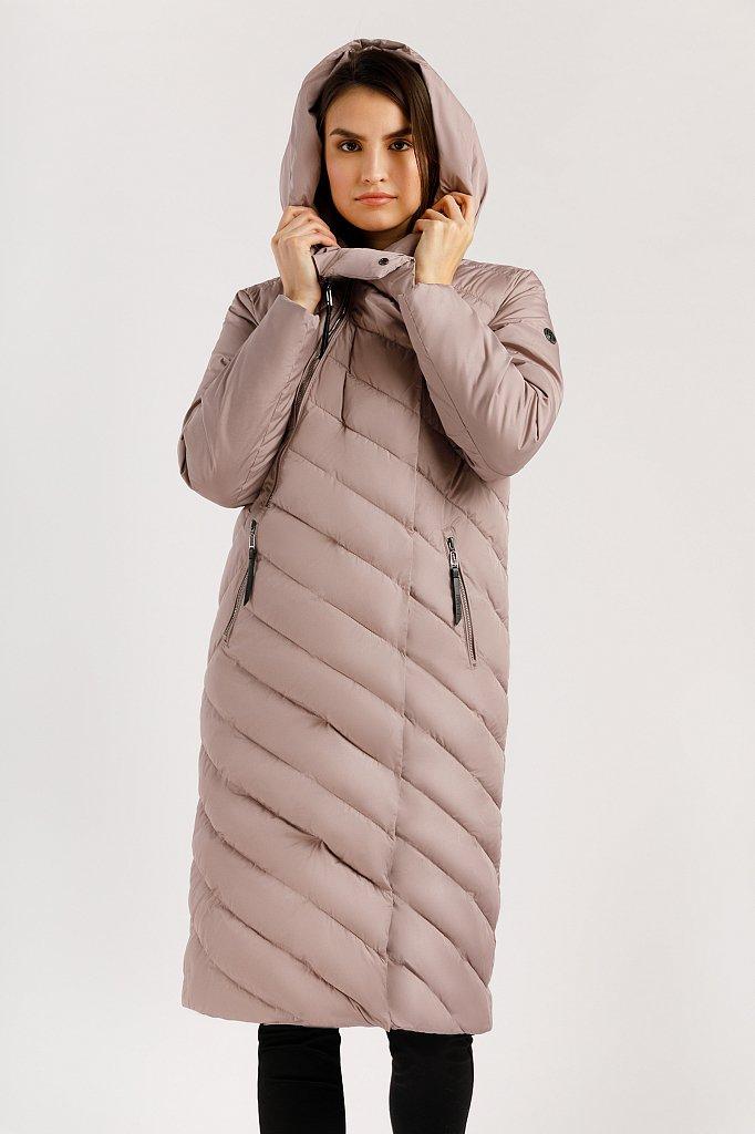Пальто женское, Модель B20-12011, Фото №1