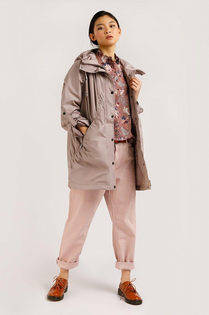 Полупальто женское, Модель B20-12027, Фото №2