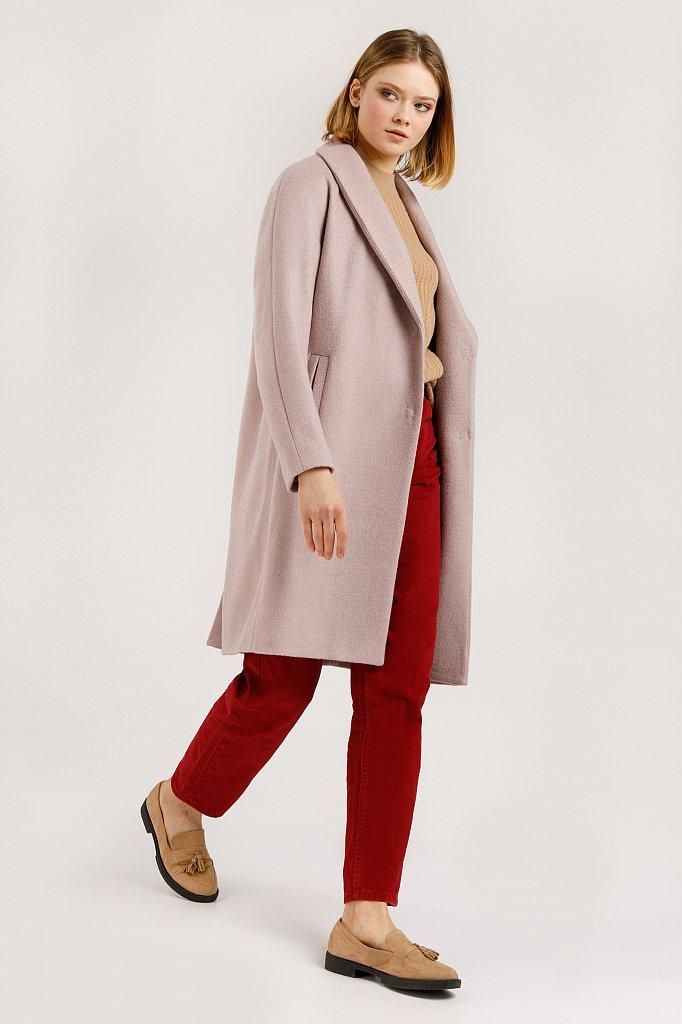 Пальто женское, Модель B20-12033, Фото №4