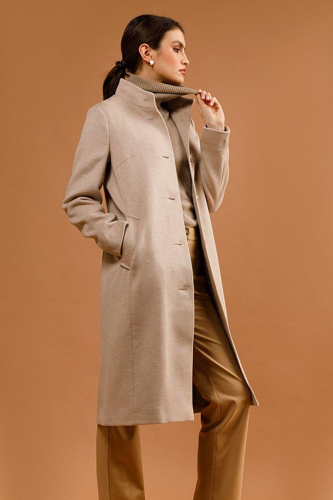 Пальто женское, Модель B20-11018, Фото №1