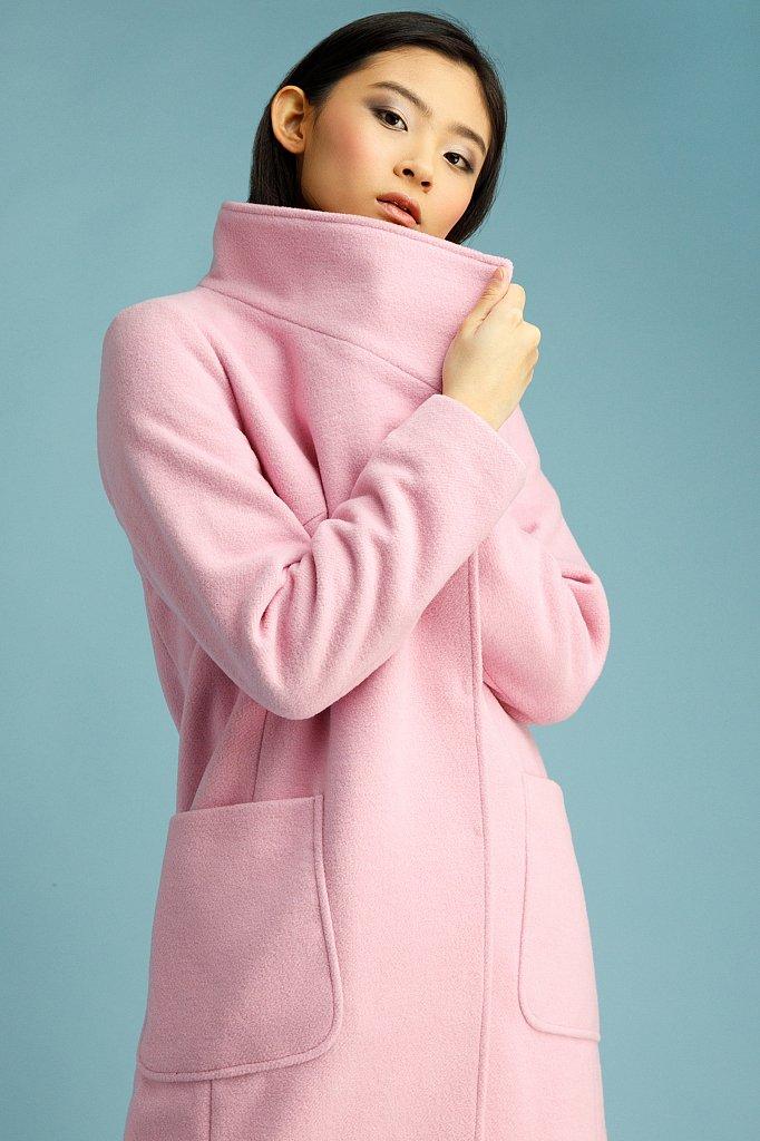 Пальто женское, Модель B20-11017, Фото №1